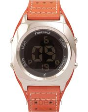 Ladies Digital Leather Watch (4037SL01)