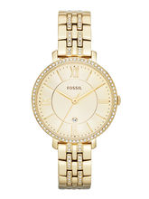 Fossil Es3547 Jacqueline Analog Watch For Women