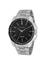 Laurels August Analog Black Dial Men