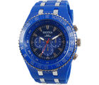 Exotica Fashions Analog Gents Watch (EF-01-BLUE-PL)