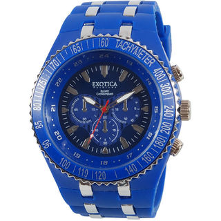 Exotica Fashions Analog Gents Watch  EF 01 BLUE PL  available at Infibeam for Rs.599