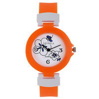 Laurels Kids 3 Analog White Dial Kids Watch-Lo-Kd-3009