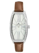 Brown Strap Cerise Watch (CSK1144)