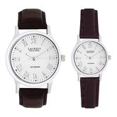 Laurels Original Veteran Couple Watch Lo-Lib-101