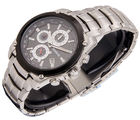 Reebok Gents Speed Runner Watch CT5053M-I18003, black, steel