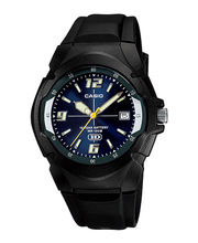 Casio Gents Watch MW-600F-2AVDF, Blue, Black