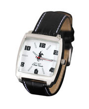 PCBC Gents Bold-White Stylish Watch