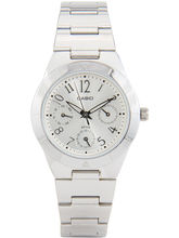 Casio Ladies Calendar Watch LTP-2069D-7A2VDF (A380)silver, silver