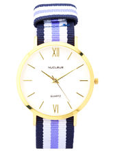 Nucleus Watch For Men - GWBYLB, White, Multicolor