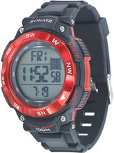 Sonata Franchise Digital Watch For Men, Black