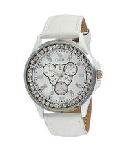 Chappin & Nellson CN-L-01-W Ladies Watch, White, White
