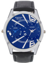 Exotica EX-88-Dual-SB Gents Watch