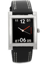 Sonata 7925SL05 Decker M Analog Watch For Men, Bla...
