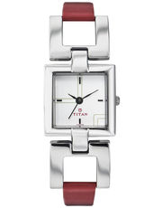 Titan 2484Sl01 Ladies Watch