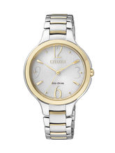 Citizen Ladies Watch EP5994-59A, silver, multicolor