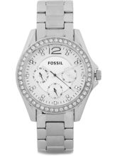Fossil Es3202 Riley Analog Watch For Women, Light ...