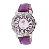 Chappin Nellson CN-L-02-Purple Ladies Watch
