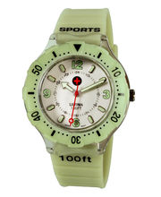 Ultima Gents Watch UL - 07 - GG, White, Green
