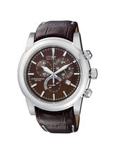 Citizen AT0555-18X Gents Watch, brown, brown