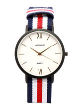 Nucleus Watch For Men - BWBWR, White, Multicolor