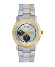Timex  Empera Men's Collection  MI20  Timepieces Watch, silver, silver