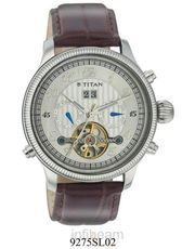 Titan Automatic 9275SL02 Gents Watch