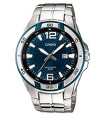 Casio Gents Watch MTP-1305D-3AVDF, blue, silver