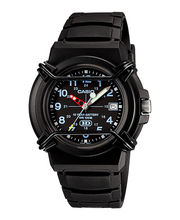 Casio Gents Watch HDA-600B-1BVDF, black, black