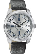 Fastrack 3123SL01 Bare Basic Analog Watch For Men
