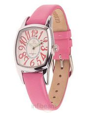 Women Pink Dial Casual Watch (MIL49115-Pink)