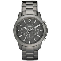 Fossil FS4584 Gents Watch, black, black