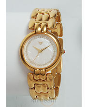EXLondon Ladies Design Fashion Watch(LD-17-G)