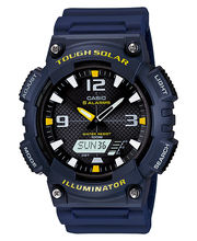 Casio Gents Watch AQ-S810W-2AVDF, Black, Blue