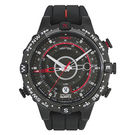 Timex ¬ â €   Men's ¬ â €   Intelligent Quartz Adventure Series Tide Temp Watch T2N720, black, black