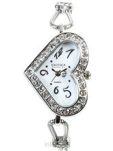 Exotica Ladies Silver Analog Watch (EFL-11_H)