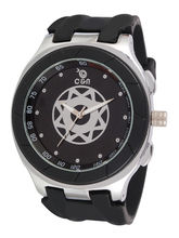 Chappin & Nellson CN-04-G-Black Gents Watch, Black, Black