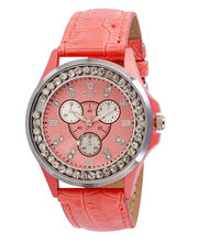 Chappin & Nellson CN-L-07-Pink Ladies Watch, Pink, Pink