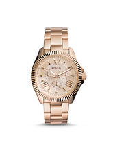 Fossil Am4569 Cecile Analog Watch For Women