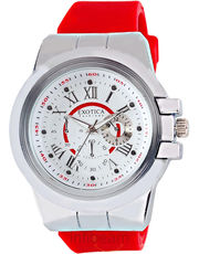 Exotica Round Fashion Red Watch (EFG-07_ W)