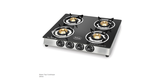 Padmini CS-4GT Jalwa Four Burner Gas Stove
